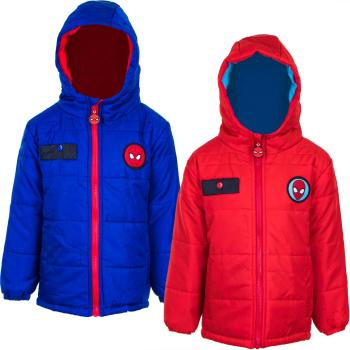Spiderman Winterjacke