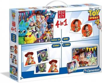 Toy Story 4 in 1 Spielbox